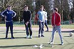 Street Golf<br /> 15.02.16<br /> &copy;Steve Pope - Sportingwales