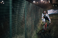 Laurens Sweeck (BEL/Era-Circus)<br /> <br /> Elite Men's Race<br /> Superprestige Diegem / Belgium 2017