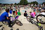 Pix: Shaun Flannery/shaunflanneryphotography.com...COPYRIGHT PICTURE>>SHAUN FLANNERY>01302-570814>>07778315553>>..3rd July 2011...........Area 51, Skate Jam, Anchorage Lane Skate Park..Young people turn out for this annual event.