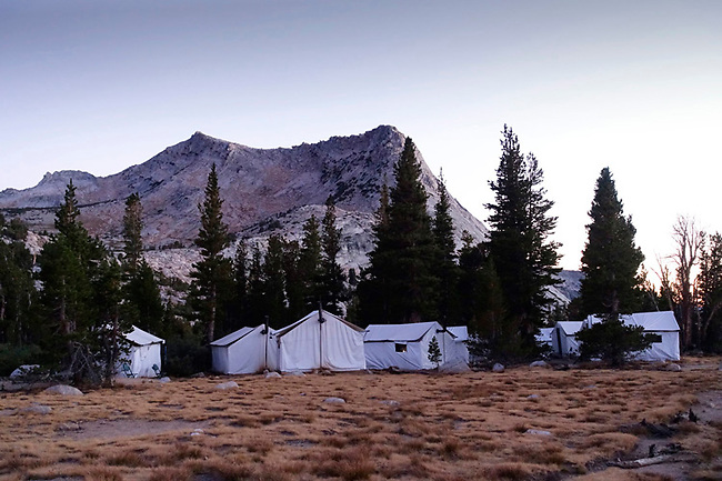 High Sierra Camp at Vogelsand