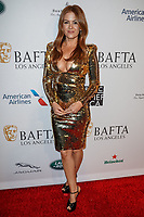 05 January 2019 - Los Angeles, California - Isla Fisher. the BAFTA Los Angeles Tea Party held at the Four Seasons Hotel Los Angeles.          <br /> CAP/ADM<br /> ©ADM/Capital Pictures