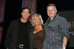 Bradley Cole & Kim Zimmer-& Robert Newman So Long Springfield celebrating 7 wonderful decades of Guiding Light Event - come to see fans at Mohegan Sun, Uncasville, Ct on March 7, 2010. (Photo by Sue Coflin/Max Photos)