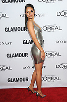 BROOKLYN, NY - NOVEMBER 13: Shanina Shaik  at Glamour's 2017 Women Of The Year Awards at the Kings Theater in Brooklyn, New York City on November 13, 2017. Credit: John Palmer/MediaPunch