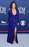 LAS VEGAS, CA - APRIL 07: Amanda Shires attends the 54th Academy Of Country Music Awards at MGM Grand Hotel &amp; Casino on April 07, 2019 in Las Vegas, Nevada.<br /> CAP/ROT/TM<br /> &copy;TM/ROT/Capital Pictures