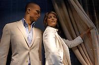 vetrine, manichini, shop window, mannequins
