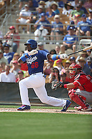 Yasiel Puig - Los Angeles Dodgers 2016 spring training (Bill Mitchell)