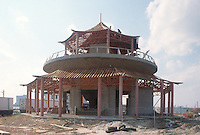 1988 October 11..Redevelopment.Downtown West (A-1-6)..MOLASSES TANK.TAIWAN PAVILION.PROGRESS PHOTOS...NEG#.NRHA#..