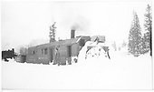 RGS rotary #2 in heavy snow.<br /> RGS