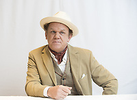 John C. Reilly at the 2018 Toronto International Film Festival, press conference for The Sisters Brothers, Toronto, Canada - 10 Sep 2018. Credit: Action Press/MediaPunch ***FOR USA ONLY***