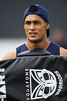 Roger Tuivasa-Sheck.<br /> Vodafone Warriors training session. NRL Rugby League. Mt Smart Stadium, Auckland, New Zealand. Thursday 8 February 2018 &copy; Copyright Photo: Andrew Cornaga / www.photosport.nz