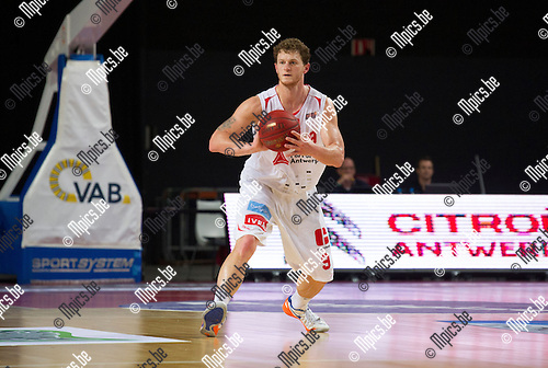 2013-09-22 / Basketbal / seizoen 2013-2014 / Antwerp Giants / Clayton Vette<br /><br />Foto: Mpics.be
