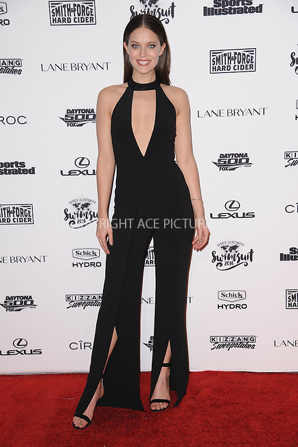 WWW.ACEPIXS.COM<br /> February 16, 2016 New York City<br /> <br /> Emily DiDonato attending the 2016 Sports Illustrated Swimsuit Launch Celebration at Brookfield Place on February 16, 2016 in New York City.<br /> <br /> Credit: Kristin Callahan/ACE Pictures<br /> Tel: (646) 769 0430<br /> e-mail: info@acepixs.com<br /> web: http://www.acepixs.com