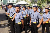 RIO DE  JANEIRO 10 DE MAIO DE  2012- O moorro do Adeus no complexo do alemão , ganha  nessa sexta-feira (11), uma  unidade de polícia  pacificadora , a  terceira das  oito para região .<br /> Guto Maia Brazil Photo Press