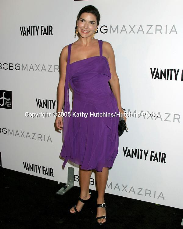 Laura Harring.BCBG MaxAzria Flagship Store Opening.Beverly Hills, CA.August  18, 2005.©2005 Kathy Hutchins / Hutchins Photo