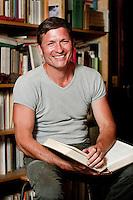 Dr Rodney Lokaj, Medieval Philologist, Spoleto, Umbria, Italy