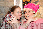 "STAGE FRIGHT: Jo Jordan (Listowel) and Priscilla Donovan (Tarbert) who were the main performers in ""Graceland-Its now or never"" which was staged at St. Johns Listowel on Monday night."