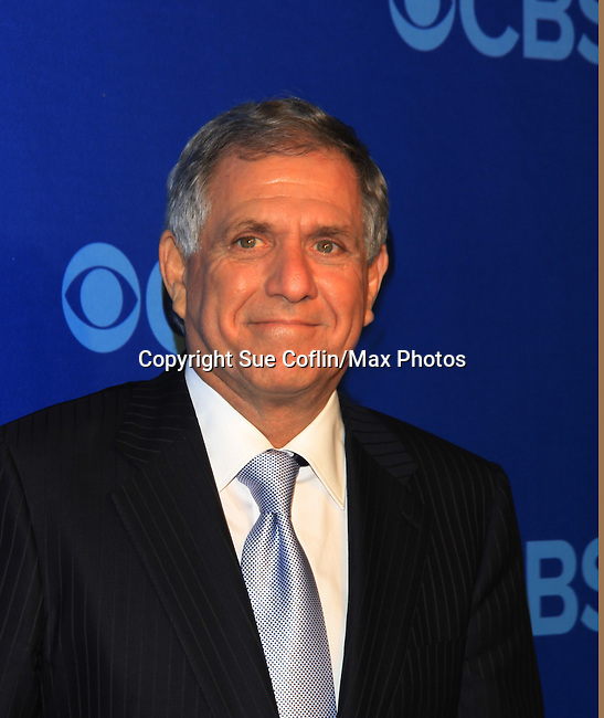 Les Moonves at the CBS Upfront on May 15, 2013 at Lincoln Center, New York City, New York. (Photo by Sue Coflin/Max Photos)