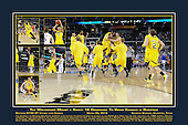 The Wolverines Mount a Sweet 16 Comeback To Down Kansas in Overtime<br />