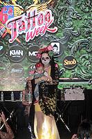 SÃO PAULO,SP, 24.07.2016 - TATTOO-WEEK - Movimentação durante o Tattoo Week no Expo Center Norte - Pavilhão Azul na região norte de São Paulo neste sábado, 23. (Foto: Marcio Ribeiro/Brazil Photo Press)
