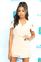 LOS ANGELES - OCT 28: Navia Robinson at The Actors Fund's 2018 Looking Ahead Awards at the Taglyan Complex on October, 2018 in Los Angeles, California