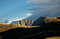 Within The People's Republic of China, Tibet is officially know as the Tibet Autonomous Region or Xizang and includes about half of ethno-cultural Tibet. The Qinghai-Tibetan Plateau lies between the Himalayan range to the south and the Taklamakan Desert to the north and stretches approximately 620miles north to south and 1,600miles east to west. The average elevation is over 4,500 metres (14,800ft).