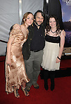 "HOLLYWOOD, CA. - December 07: Saoirse Ronan, Peter Jackson and Katie Jackson attend the ""Lovely Bones"" Los Angeles Premiere at Grauman's Chinese Theatre on December 7, 2009 in Hollywood, California."