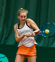 Wateringen, The Netherlands, March 9, 2018,  De Rijenhof , NOJK 12/16 years, Elysia Pool (NED)<br /> Photo: www.tennisimages.com/Henk Koster
