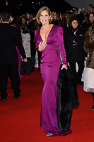 LONDON, UK. January 22, 2019: Dame Darcy Bussell at the National TV Awards 2019 at the O2 Arena, London.<br /> Picture: Steve Vas/Featureflash
