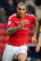 Josh MaGennis of Charlton Athletic during Charlton Athletic vs Oxford United, Sky Bet EFL League 1 Football at The Valley on 3rd February 2018