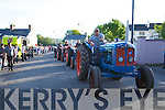 VINTAGE: Vintage Tractor on the Vintage Run in conjunction with the Kilflynn Vintage Rally, on Saturday evening.