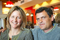 sara groves raines and fernando patxi martínez owner Bodega La Setera, DO Arribes del Duero spain castile and leon
