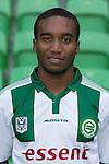 Lorenzo Burnet of FC Groningen,