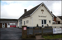 BNPS.co.uk (01202 558833)<br /> Pic: TomWren/BNPS<br /> <br /> The pop-up post office is part of the old school which the Lover Community Trust have purchased.<br /> <br /> A British village is cashing in on the cupid effect this Valentine's Day by launching its own postal service so anyone can send a card from the 'world's most romantic village'.<br /> <br /> The tiny village of Lover in Wiltshire has launched the 'Lover Post' with limited edition cards and a special post mark showing it has been sent from the tender-hearted village.<br /> <br /> The quirky gimmick is part of a campaign to save the once-thriving village for the local community.