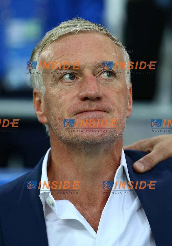 Didier Deschamps France<br /> Marseille 15-06-2016 Stade Velodrome Footballl Euro2016 France - Albania  / Francia - Albania Group Stage Group A. Foto Matteo Ciambelli / Insidefoto