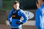 St Johnstone Training&hellip;.17.02.17<br />Danny Swanson pictured during training this morning at McDiarmid Park ahead of tomorrow&rsquo;s trip to Dingwall<br />Picture by Graeme Hart.<br />Copyright Perthshire Picture Agency<br />Tel: 01738 623350  Mobile: 07990 594431