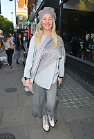 Heather Bird at the ELA London spring/summer 19 collection launch party, ELA, Brompton Road, London, England, UK, on Tuesday 14th May 2019.<br /> CAP/CAN<br /> ©CAN/Capital Pictures