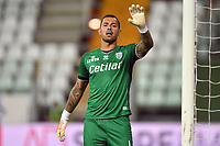 Luigi Sepe of Parma reacts during the Serie A football match between Parma and FC Internazionale at stadio Ennio Tardini in Parma ( Italy ), June 28th, 2020. Play resumes behind closed doors following the outbreak of the coronavirus disease. <br /> Photo Andrea Staccioli / Insidefoto