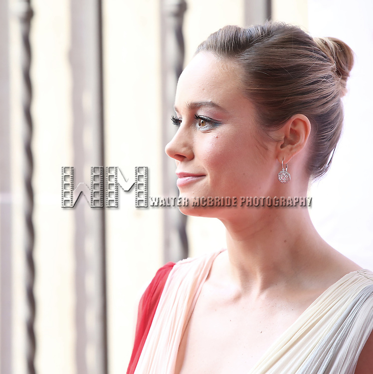 Brie Larson attends the 'Unicorn Store' premiere during the 2017 Toronto International Film Festival at Ryerson Theatre on September 11, 2017 in Toronto, Canada.