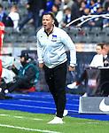 14.04.2018, OLympiastadion, Berlin, GER, 1.FBL, Hertha BSC VS. 1.FC Koeln, im Bild <br /> Cheftrainer (Head Coach) Pal Dardai (Hertha BSC Berlin)<br /> <br /> <br />       <br /> Foto &copy; nordphoto / Engler