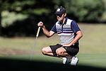 Ryan Chisnalll during the Autex Muriwai Open, Muriwai Golf Club, Auckland, Saturday 30 April 2016. Photo: Simon Watts/www.bwmedia.co.nz