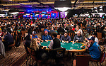Monster Stack Players pack the Amazon Room on Day 1B