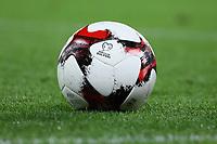 Spielball liegt bereit - 05.10.2017: Nordirland vs. Deutschland, WM-Qualifikation Spiel 9, Windsor Park Belfast