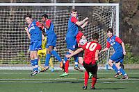Eastbourne Borough FC Academy (5) v Gillingham FC Academy (0) 05.03.14