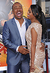 Columbus Short & girlfriend at the Warner Bros. Pictures L.A. Premiere of The Losers held at The Grauman's Chinese Theatre in Hollywood, California on April 20,2010                                                                   Copyright 2010  DVS / RockinExposures