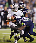 2012 NFL Seattle Seahawks vs. Oakland Raiders