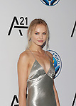 Model  Ginta Lapina Attends the Unitas Gala <br />