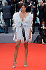 02.09.2017; Venice, Italy: TINA KUNAKEY<br /> attends the premiere of &ldquo;Suburbicon&rdquo; at the 74th annual Venice International Film Festival.<br /> Mandatory Credit Photo: &copy;NEWSPIX INTERNATIONAL<br /> <br /> IMMEDIATE CONFIRMATION OF USAGE REQUIRED:<br /> Newspix International, 31 Chinnery Hill, Bishop's Stortford, ENGLAND CM23 3PS<br /> Tel:+441279 324672  ; Fax: +441279656877<br /> Mobile:  07775681153<br /> e-mail: info@newspixinternational.co.uk<br /> Usage Implies Acceptance of Our Terms &amp; Conditions<br /> Please refer to usage terms. All Fees Payable To Newspix International