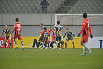 FC Seoul (KOR) vs Central Coast Mariners (AUS) during the 2014 AFC Champions League Match Day 1 Group F match on 25 February 2014 at Seoul World Cup Stadium, Seoul, South Korea. Photo by Stringer / Lagardere Sports