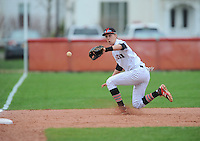 Wesleyan Baseball vs. USCGA 4/22/2014