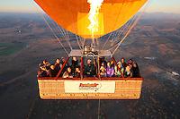20150807 August 07 Hot Air Balloon Gold Coast
